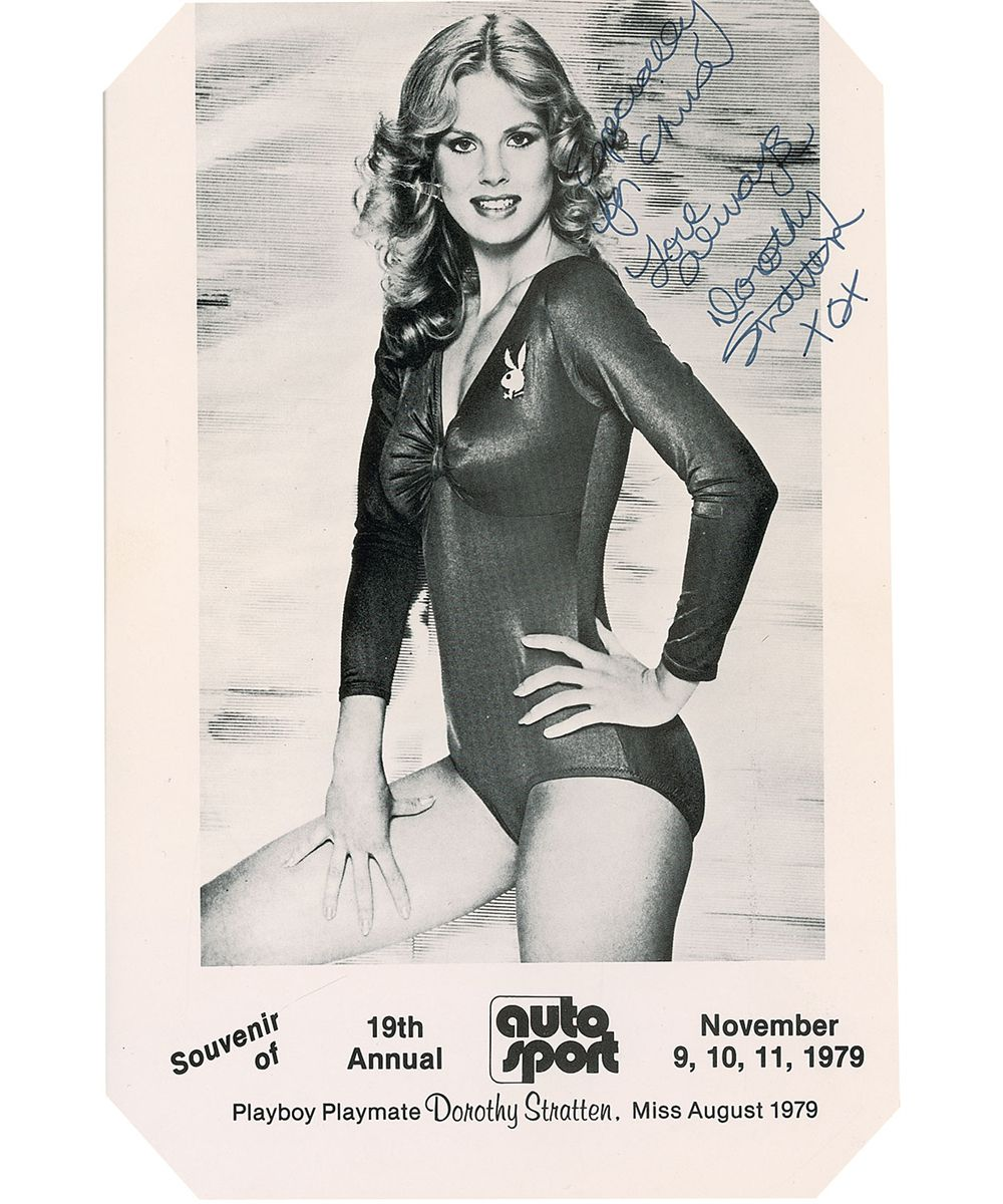 dorothy stratten playboy photo